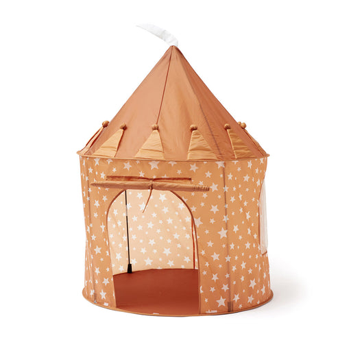 Kids Concept Play Tent - Rust Star - 1