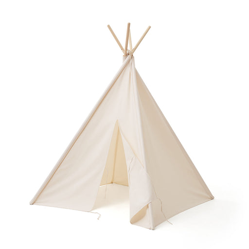 Kids Concept Tipi Tent - Off White - 2