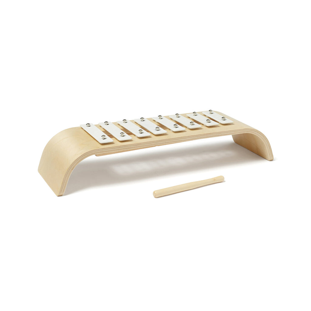Kids Concept Xylophone - White - 2