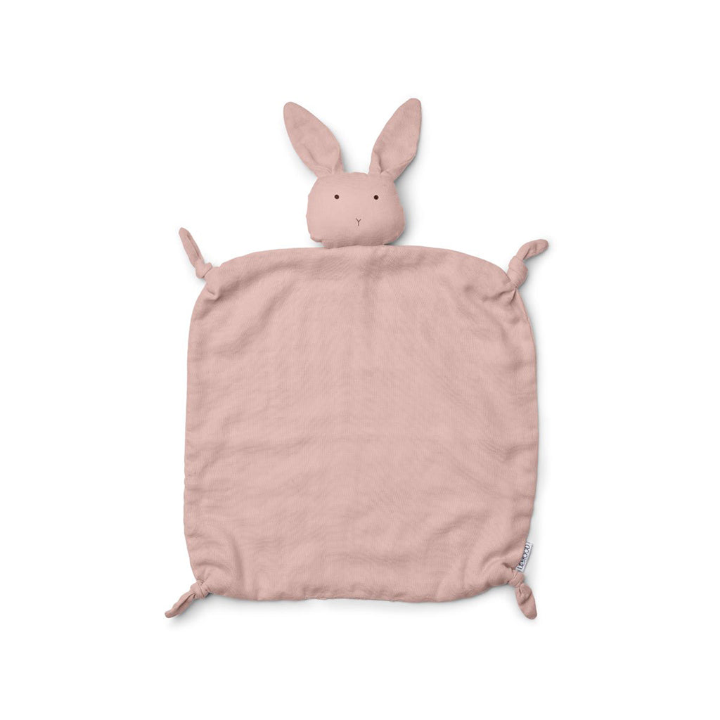 Liewood Agnete Cuddle Cloth - Rabbit Rose
