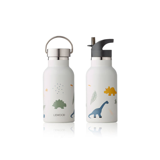 Liewood Anker Water bottle - Dino mix - 2