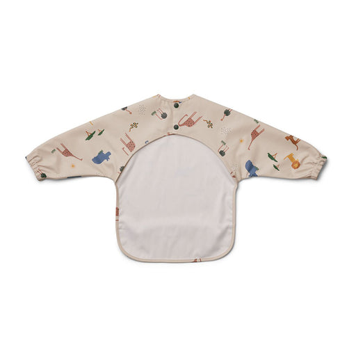Liewood Merle Cape Bib Safari Sandy Mix - 2
