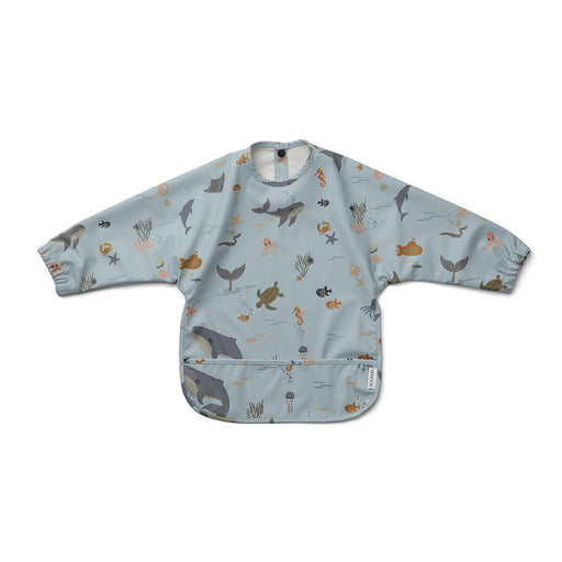 Liewood Merle Cape Bib Sea Creature Mix - 1