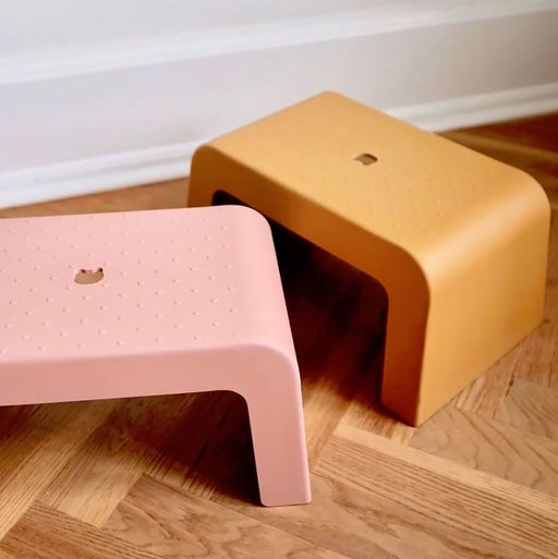 Liewood Ulla Step Stool - Coral Blush - 2