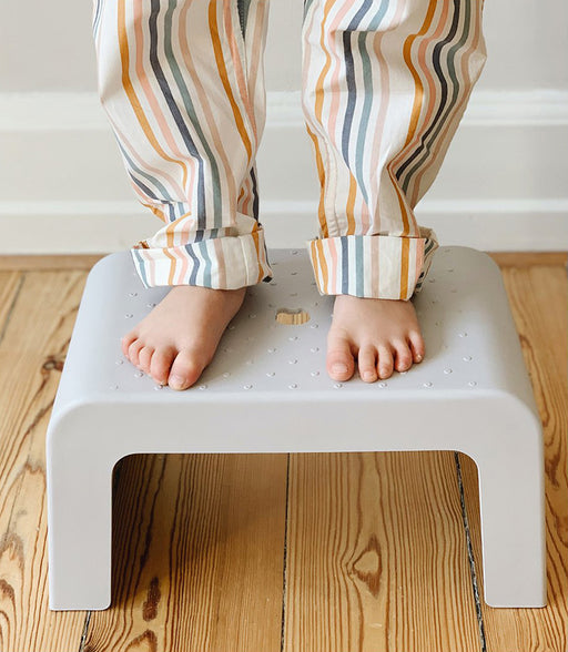 Liewood Ulla Step Stool - Dombo Grey - 2
