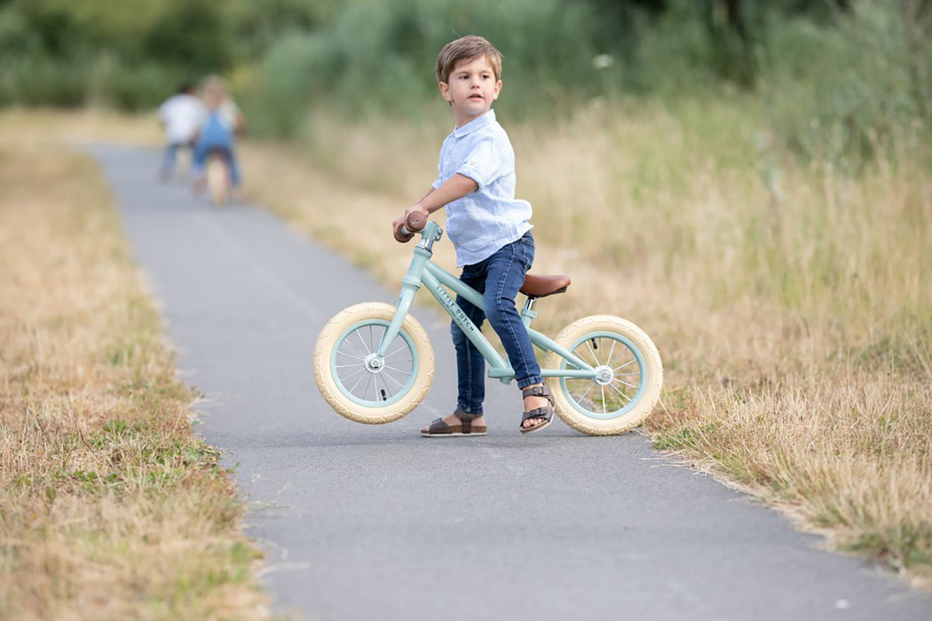 Little Dutch Balance Bike - Mint -4