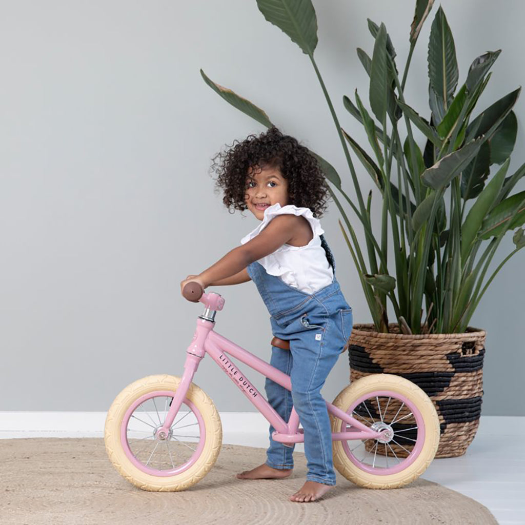 Little Dutch Balance Bike - Pink