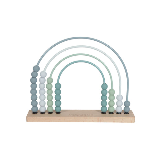 Little Dutch Abacus Rainbow Blue - 1