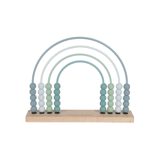 Little Dutch Abacus Rainbow Blue - 2