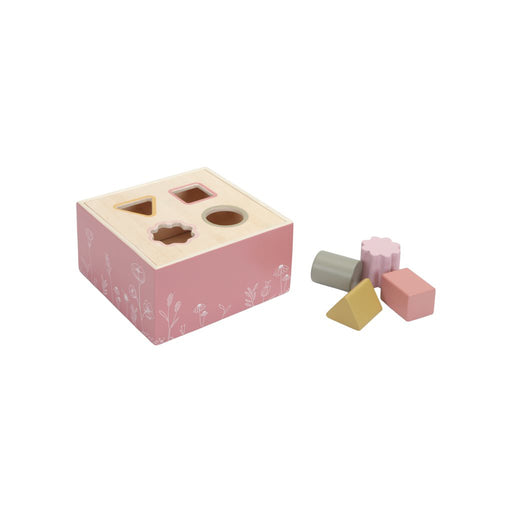Little Dutch Shape Sorter - Pink - 1