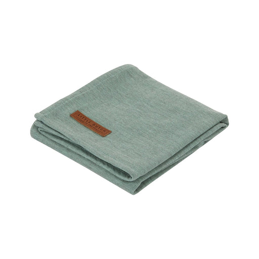 Little Dutch Swaddle - Mint - 1