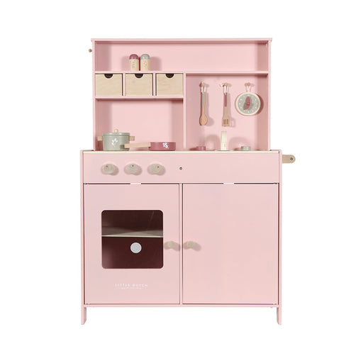 Little Dutch Toy Kitchen - Pink - 1