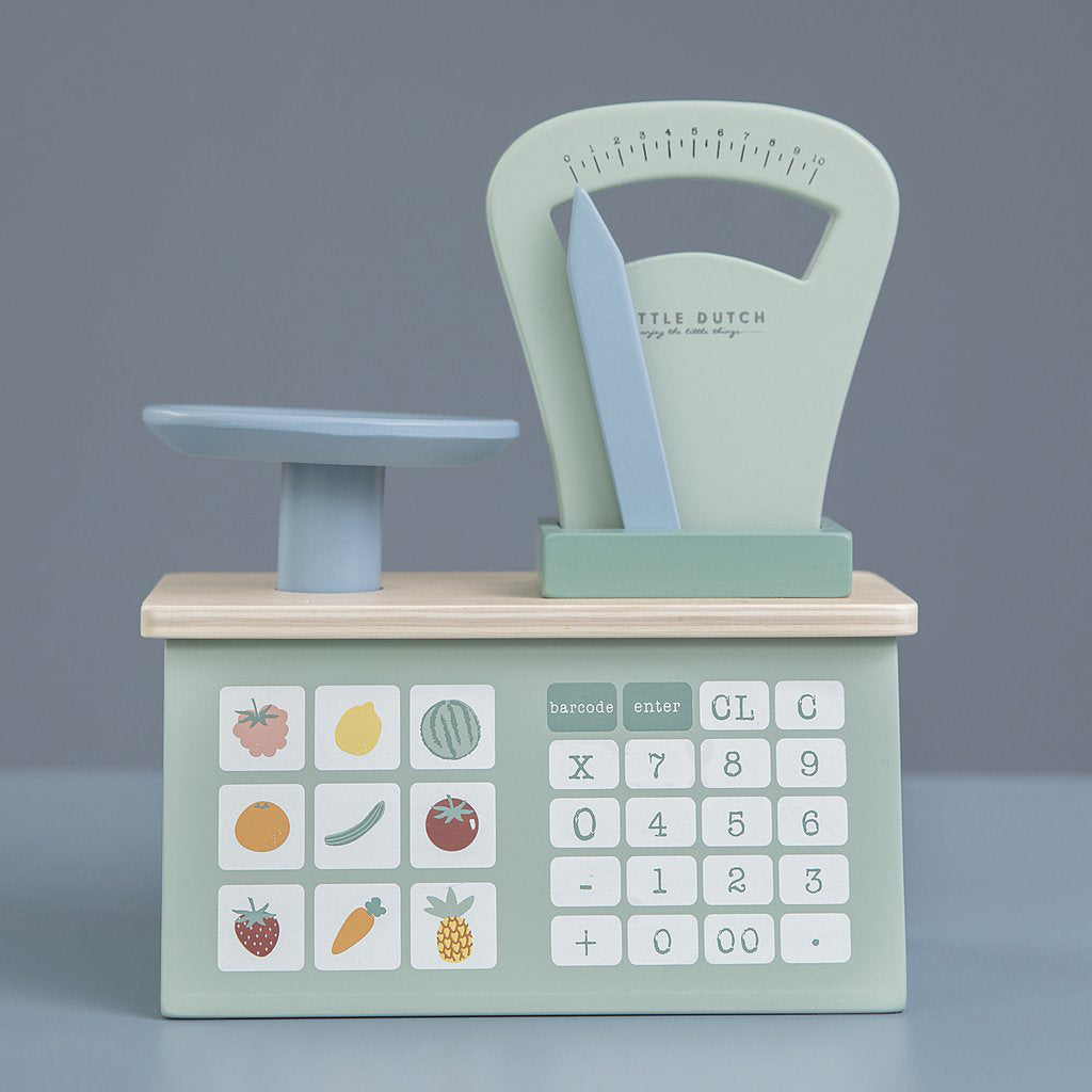 Little Dutch Weighing Scale - 4
