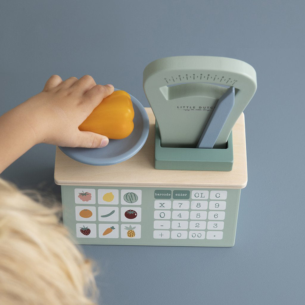 Little Dutch Weighing Scale - 5