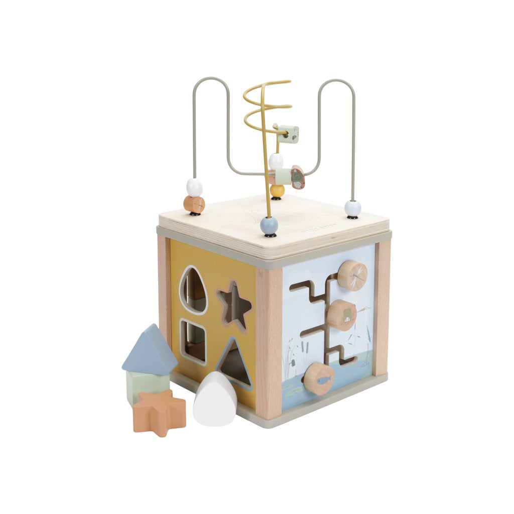 Little Dutch Activity Cube - Little Goose - 4