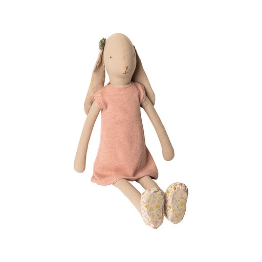 Maileg Bunny With Knitted Dress - Size 5