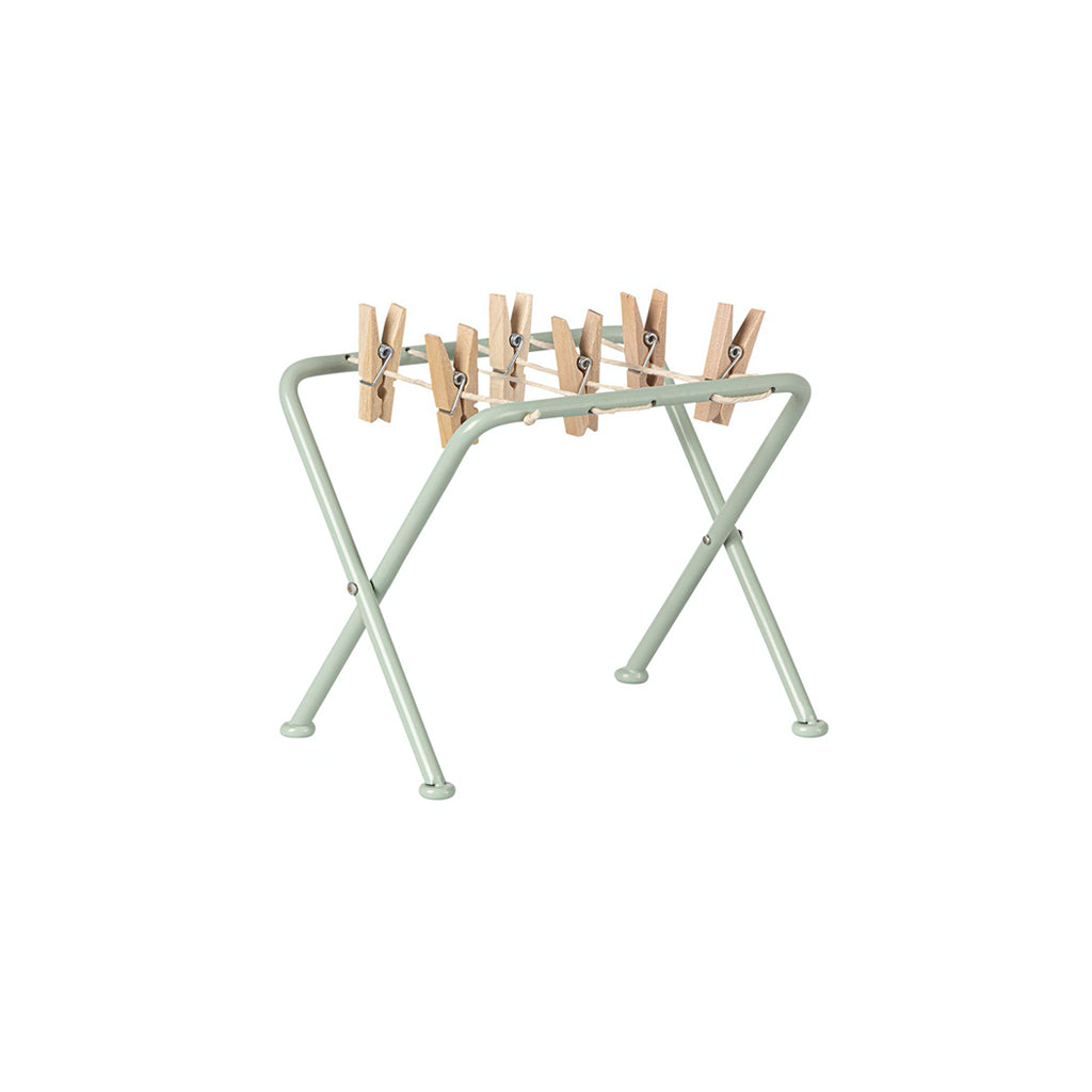 Maileg Drying Rack With Pegs - 1