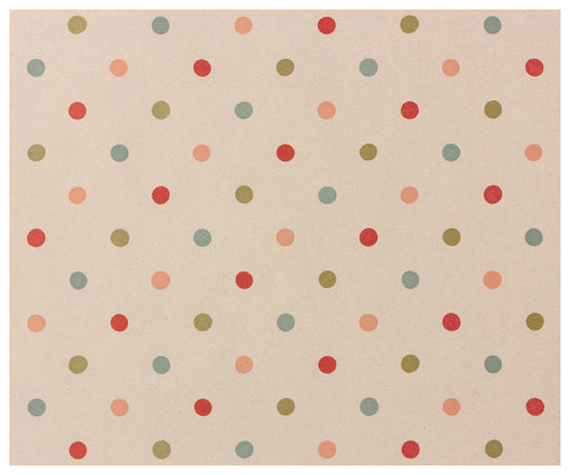 Maileg Gift Wrap Roll - Multi Dots