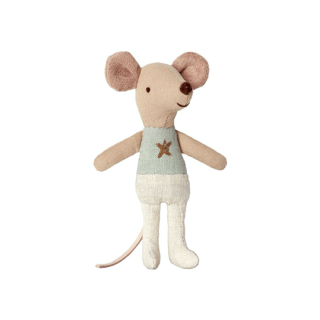Maileg Little Brother Mouse In MatchBox - 2