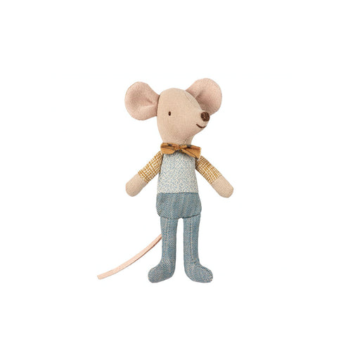 Maileg Little Brother Mouse In Box - 2