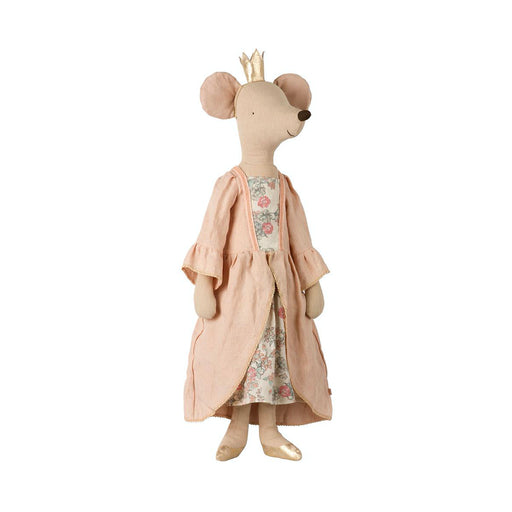 Maileg Mega Mouse Princess - Rose - 1
