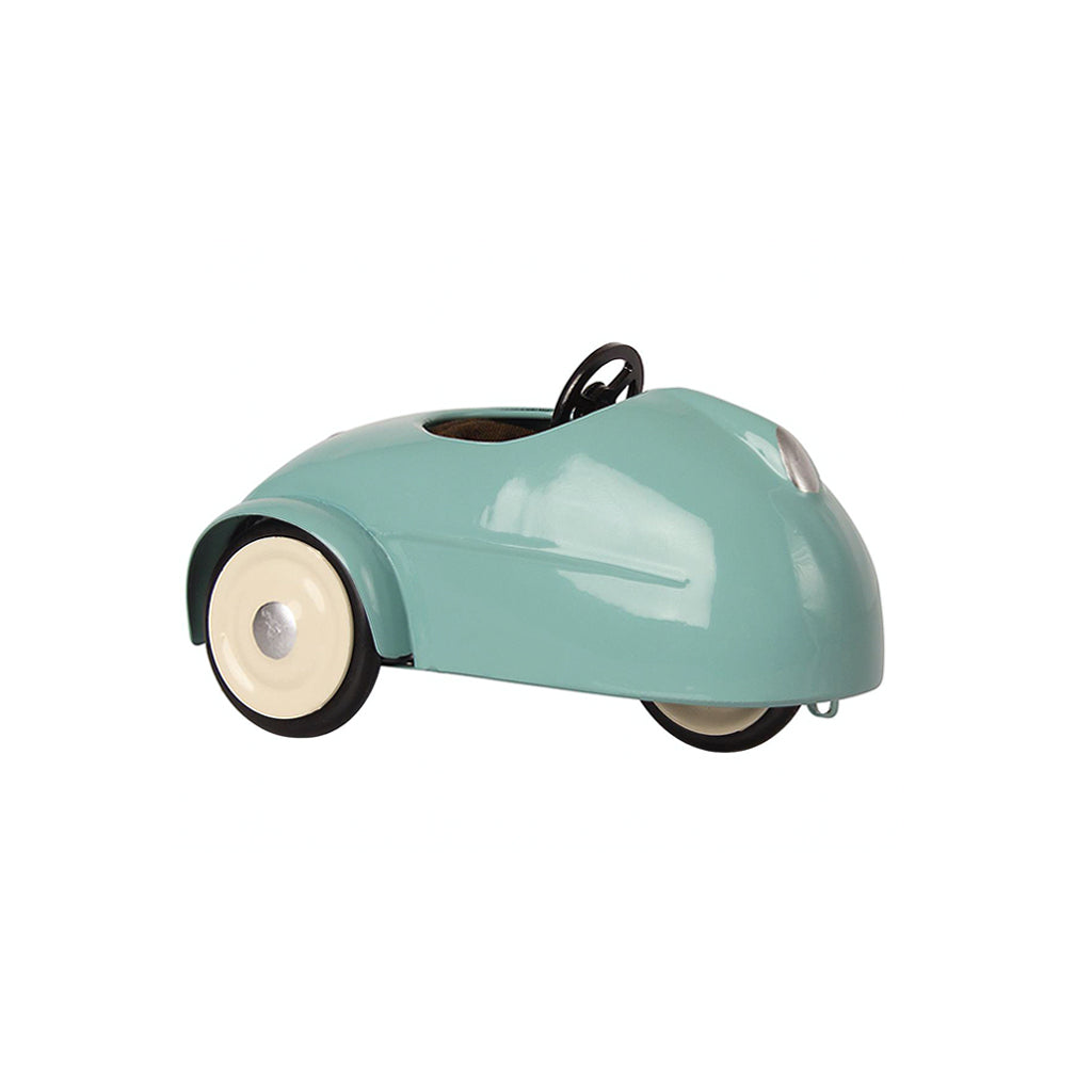 Maileg Mouse Car with Garage - Blue - 2