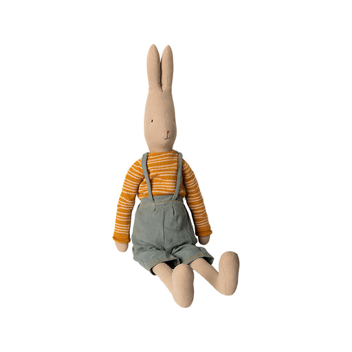 Maileg Rabbit with Overalls - Size 5