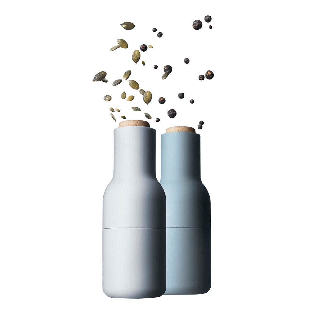 Menu Bottle Grinders - Blue - 3