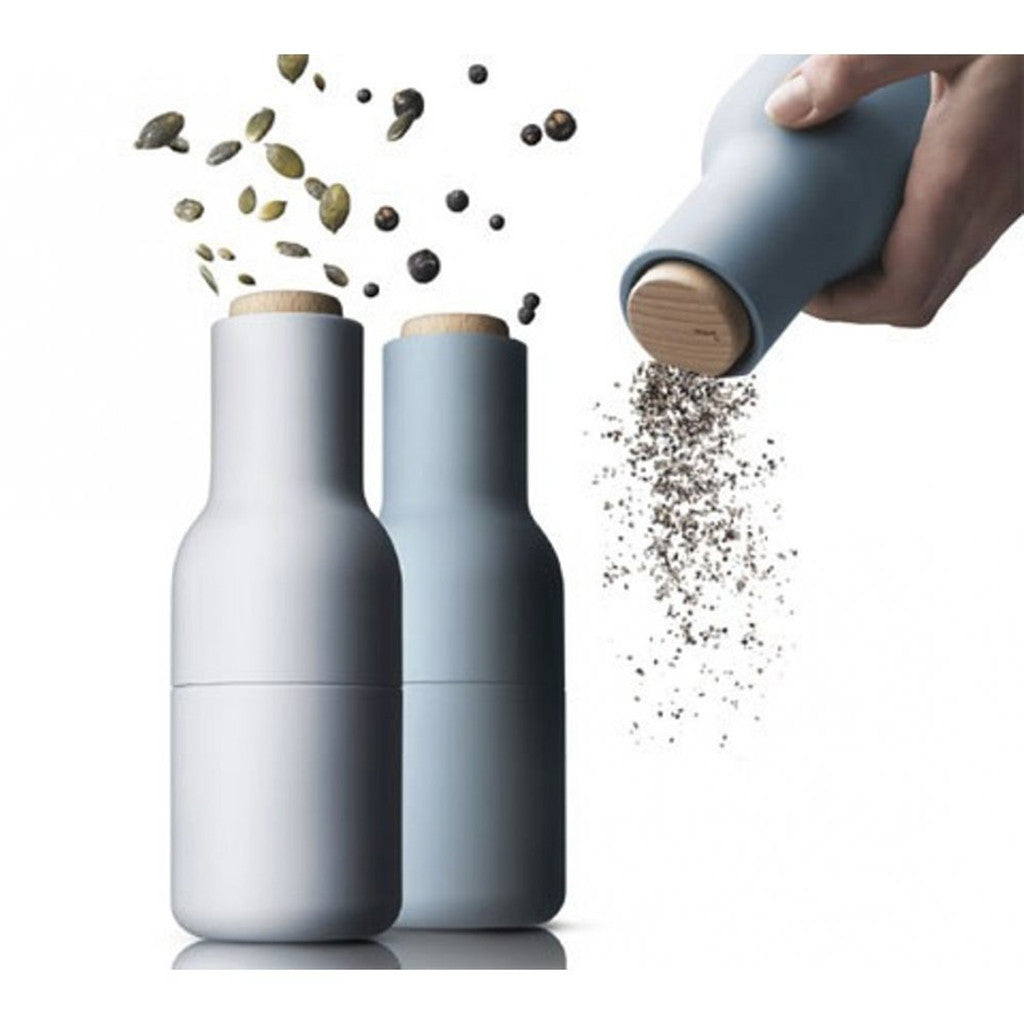 Menu Bottle Grinders - Blue - 4