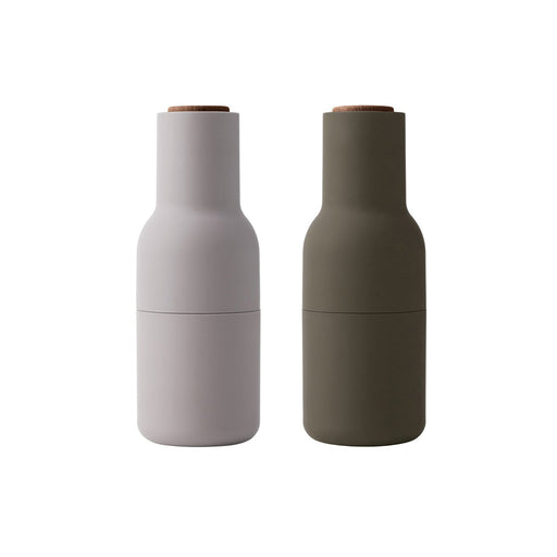 Menu Bottle Grinders - Hunting Green/Beige - 1