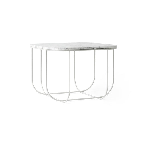 Menu FUWL Cage Table White /White Marble - Is To Me - 2