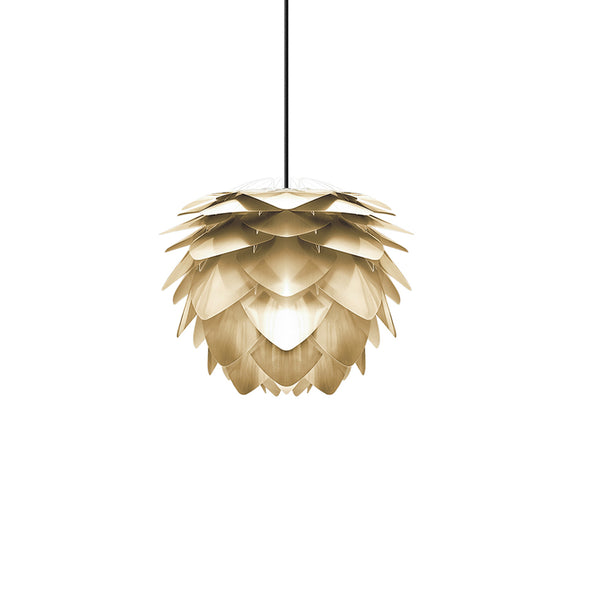 Vita Medium Silvia Lamp Shade - Brass - 1