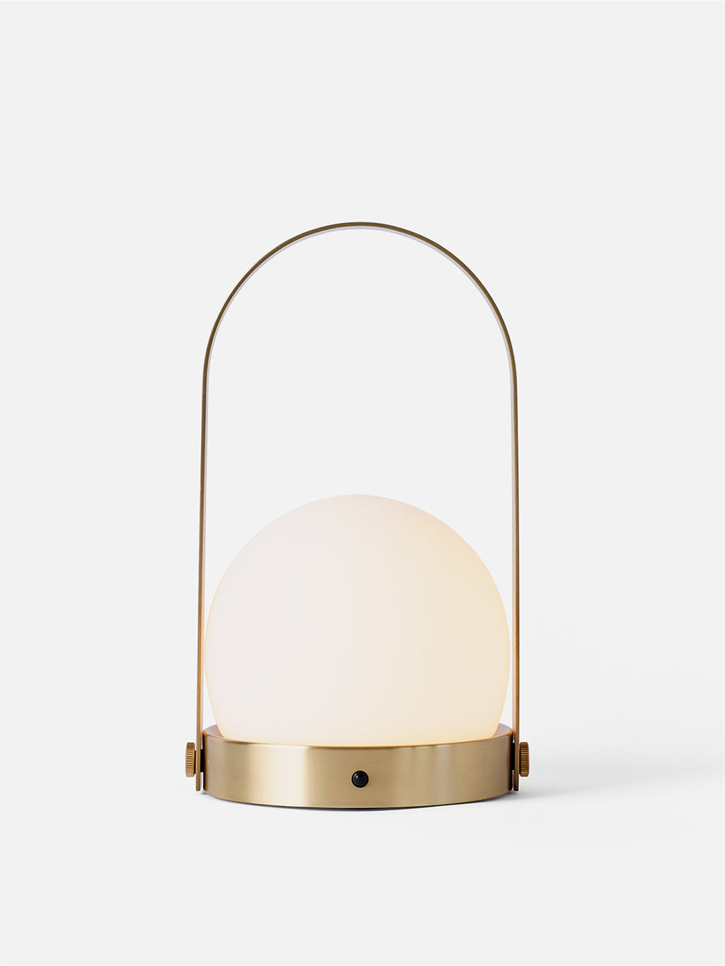 Menu Carrie LED Lamp - Brushed Brass - 3