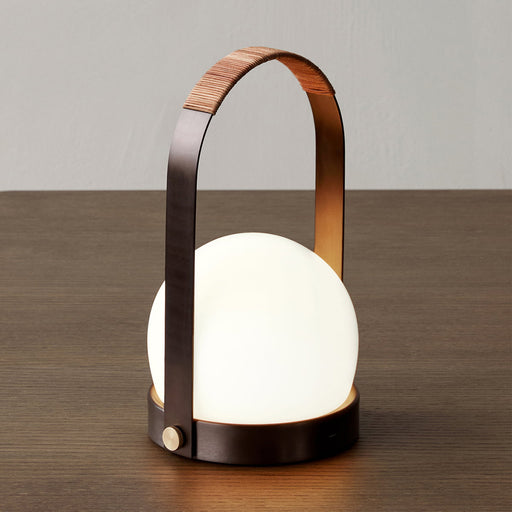 Menu Carrie LED Lamp - Bronzed Brass - 2