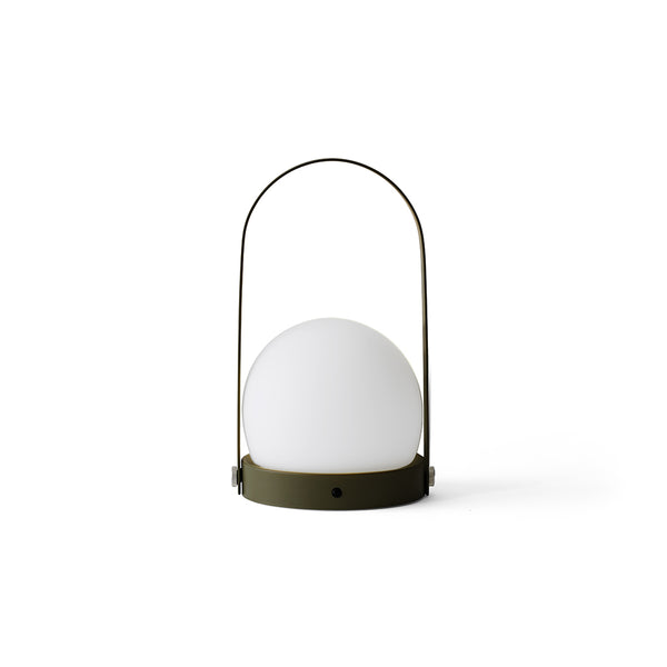 Menu Carrie LED Lamp - Olive