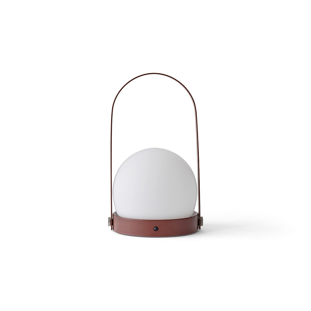 Carrie RED LED Lamp