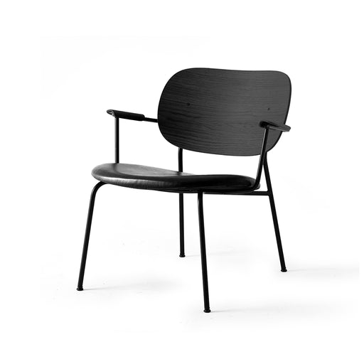 Menu Co Lounge Chair - Black Oak/Dakar 0842 - 1