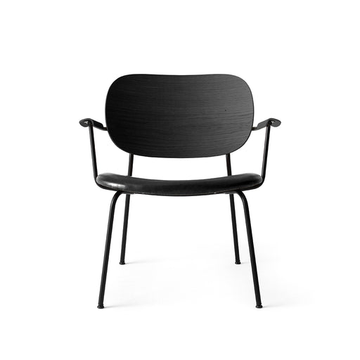 Menu Co Lounge Chair - Black Oak/Dakar 0842 - 2