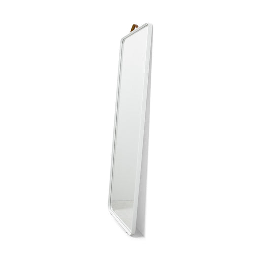 Menu Floor Mirror - White - 2