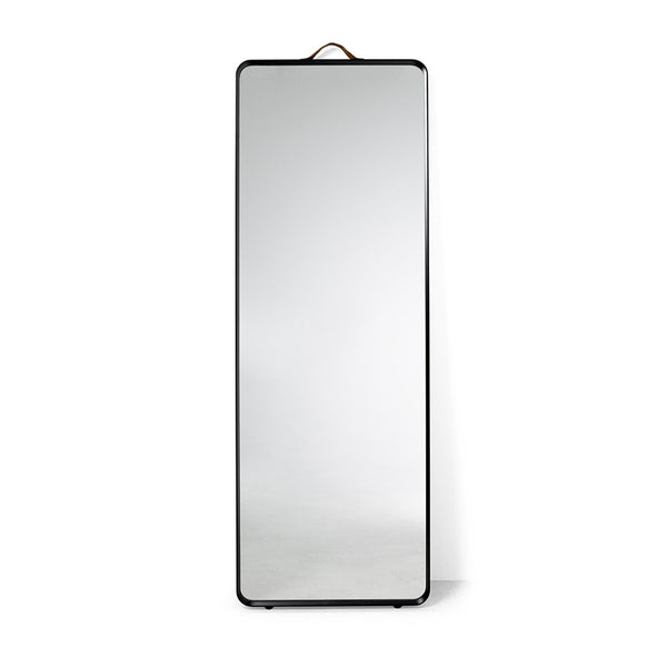 Menu Floor Mirror - Black - 1