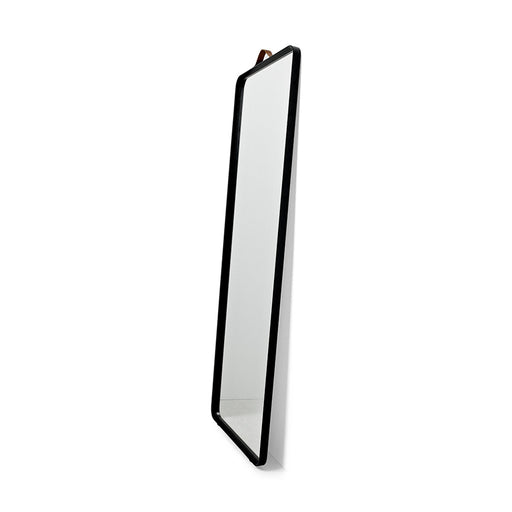 Menu Floor Mirror - Black - 2