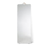 Menu Floor Mirror - White - 1