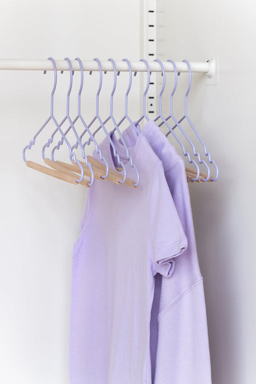 Mustard Made Kids Top Hangers - Lilac - 2