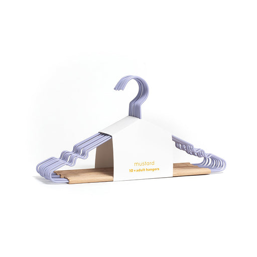 Mustard Made Kids Top Hangers - Lilac - 1