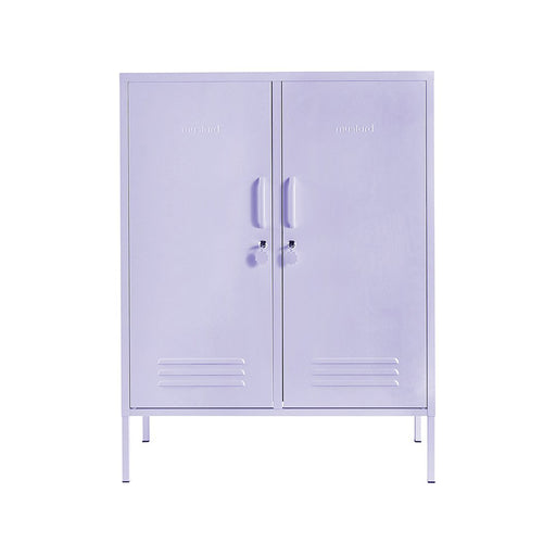 Mustard Made Midi Locker - Lilac - 1
