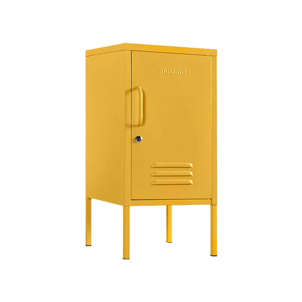 Mustard Made Shorty Locker - Mustard - 2