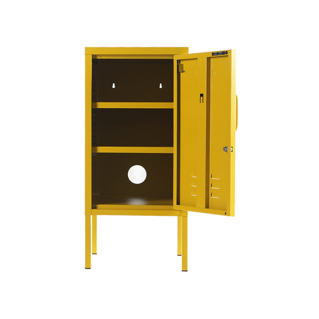 Mustard Made Shorty Locker - Mustard - 3