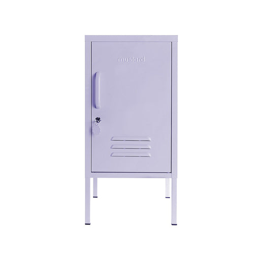 Mustard Made Shorty Locker - Lilac - 1