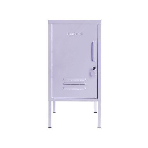 Mustard Made Shorty Locker Left Hand Opening - Lilac - 1