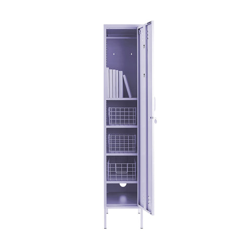 Mustard Made Skinny Locker - Lilac - 4